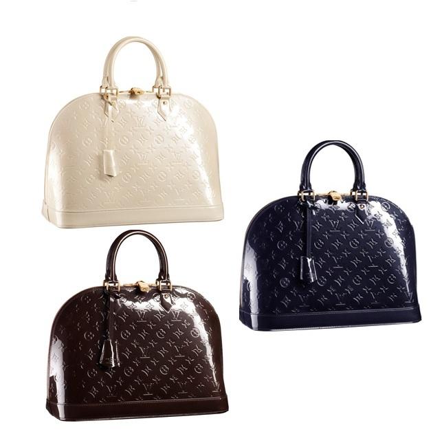 3c847c964c48 Louis Vuitton Vernis alma New colours